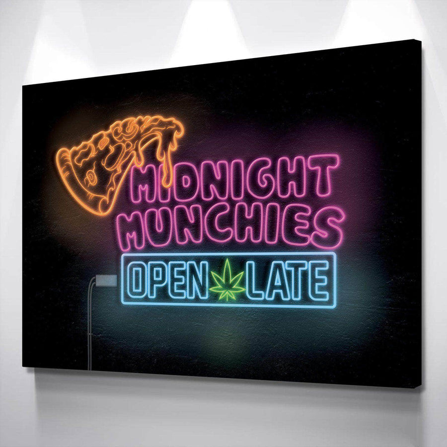 Midnight Munchies Canvas Set