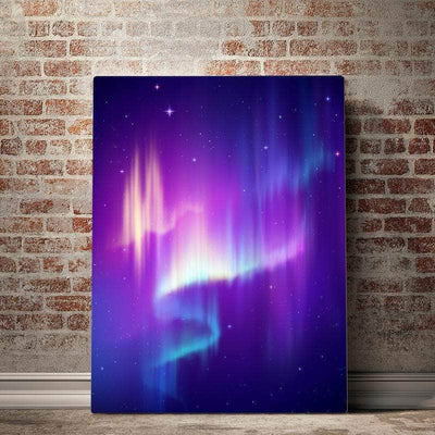 Retro Aurora Canvas Set
