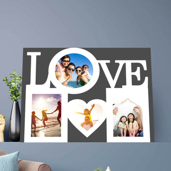 Love in Frames Custom Canvas Set