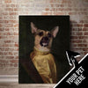 The Nobleman Custom Pet Canvas Set