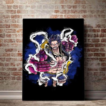 Gear 4 Canvas Set