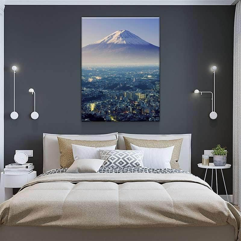 Mount Fuji Canvas Set