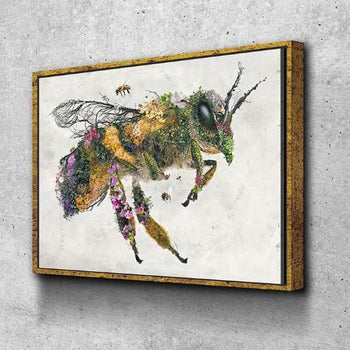 Must Bee the Honey Canvas Set