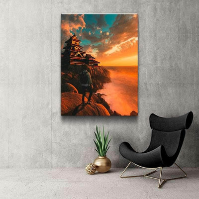 Coastal Cool Canvas Set