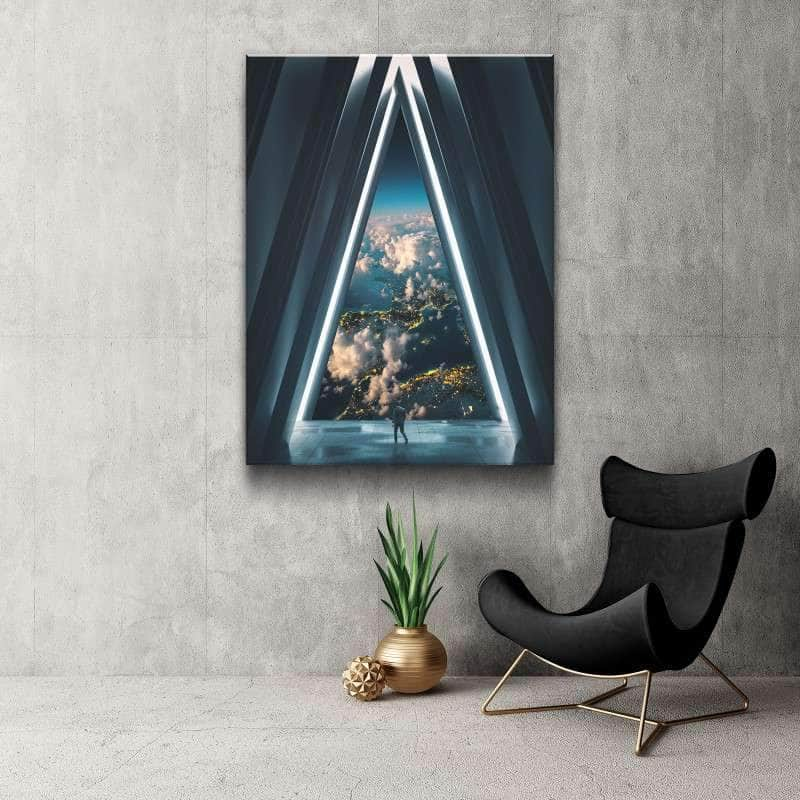 Isosceles Canvas Set