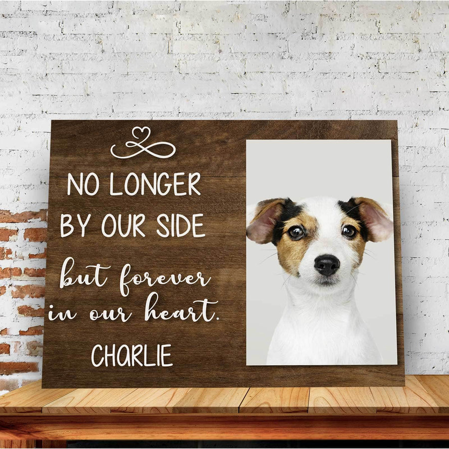 No Longer by Our Side Custom Canvas Set