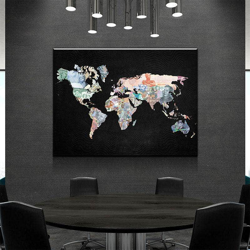 Global Guap Canvas Set