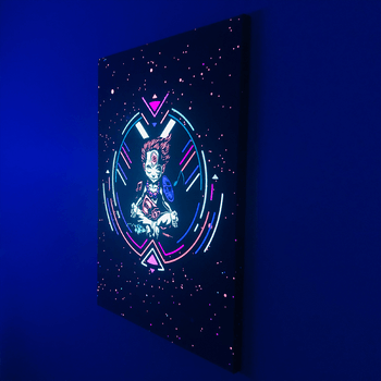 Outerbody Music Lucid Light Wall Art
