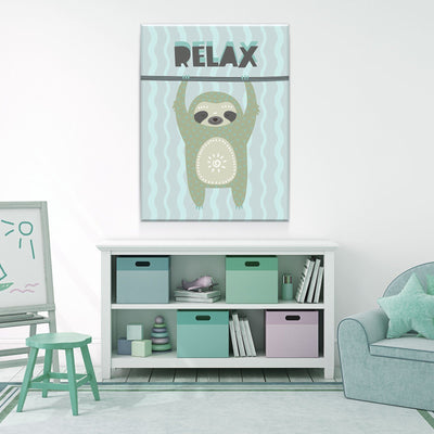 Just Relax Canvas Set