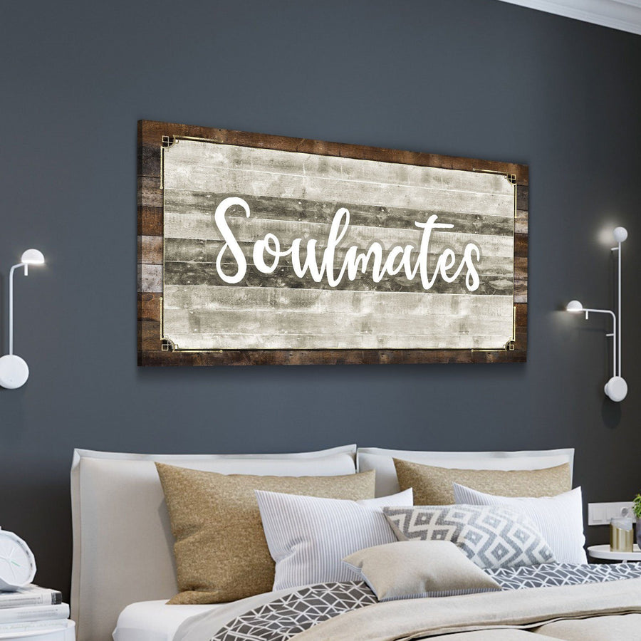 Soulmates Canvas Set