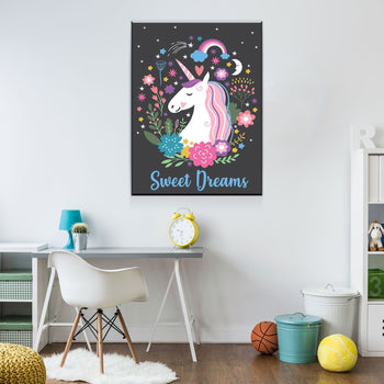 Sweet Dreams Canvas Set