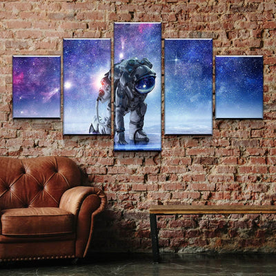 Tap into the Universe Canvas Set