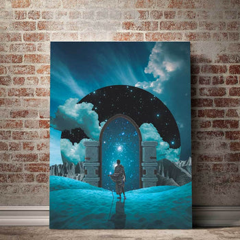 Gate Keeper Canvas Set