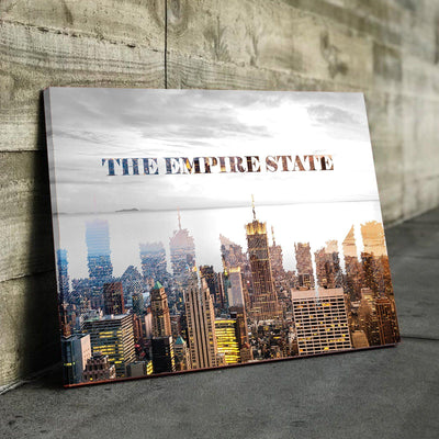 The Empire State Canvas Set