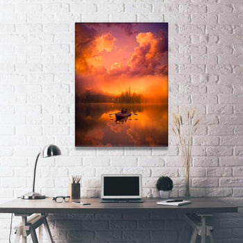 Dreamy Reality Canvas Set