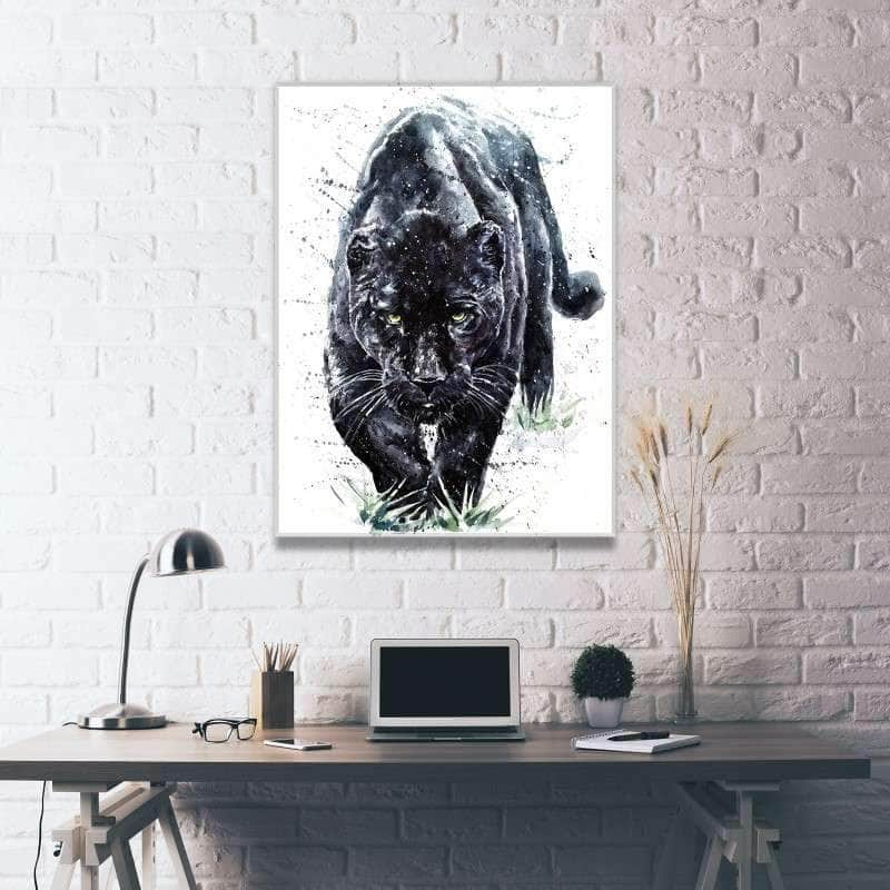 Black Panther Canvas Set