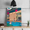 Water Resort Canvas Set