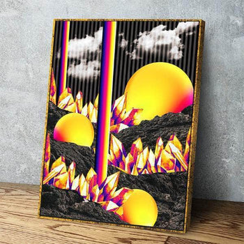 Yolk Canvas Set