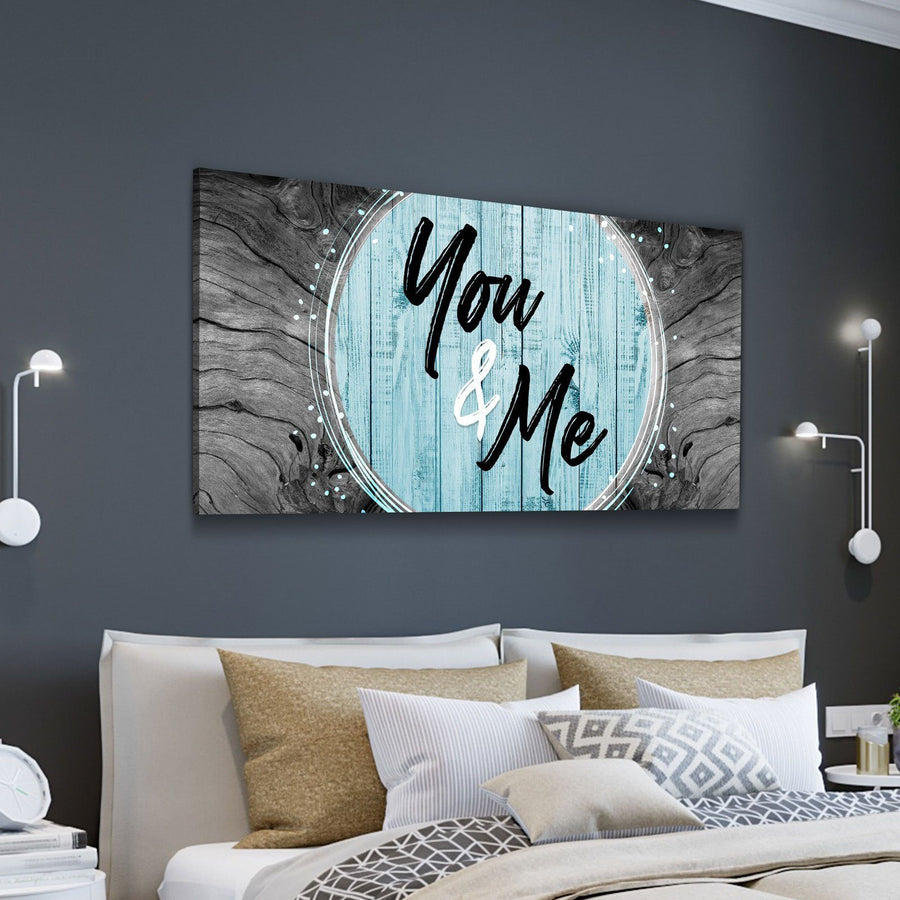 You & Me Canvas Set