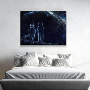 Moonview Canvas Set