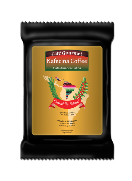 Café Gourmet - Caracolillo Natural packets