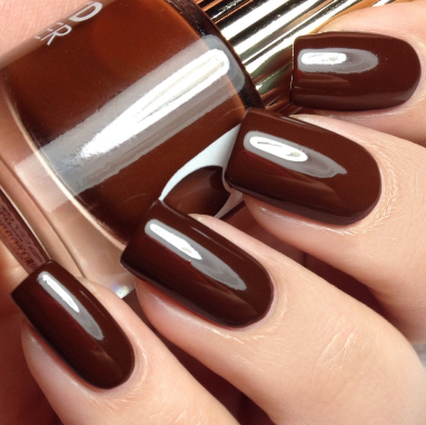 Brown Floss Gloss Vegan Nail polish - That Shuu Girl Boutique LLC