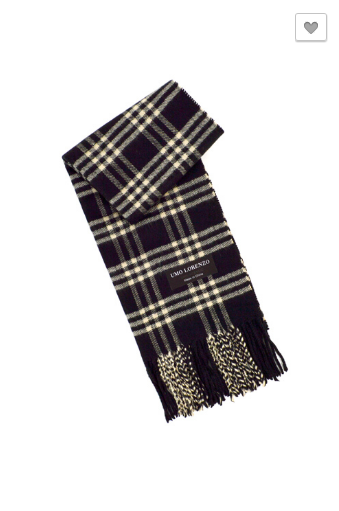 Soft Plaid Unisex Scarf, Scarf, That Shuu Girl Boutique LLC  - That Shuu Girl Boutique LLC