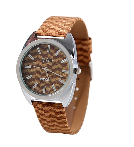Recycled Cork Watch
