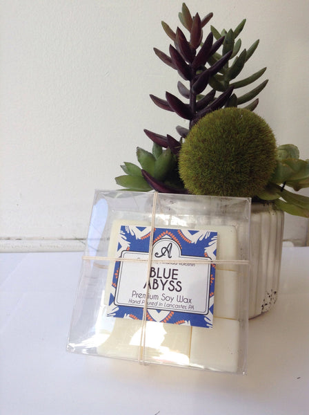 Blue Abyss Wax Melts, Candle, That Shuu Girl Boutique LLC  - That Shuu Girl Boutique LLC
