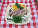 Fresh Jalapeno & Pepper Jack Cheese Sausage