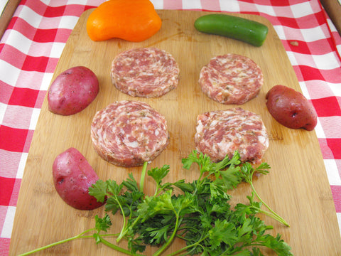 Breakfast Sausage Patties Sage 2 lb