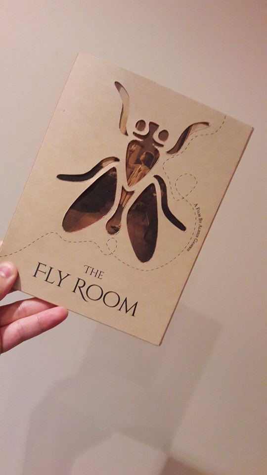 The Fly Room DVD Academic Kit (Academic Use Only)