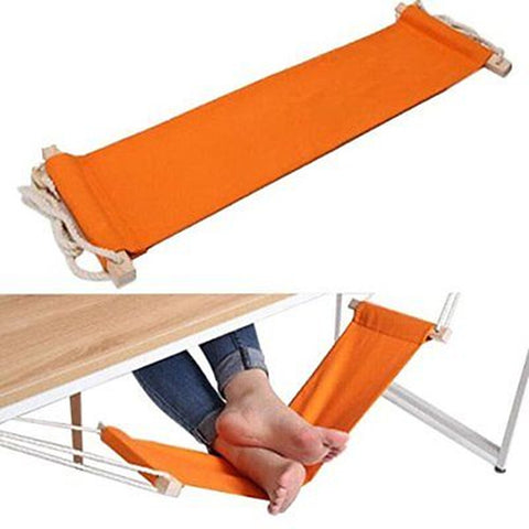 Portable Office/Home Foot Rest Hammock
