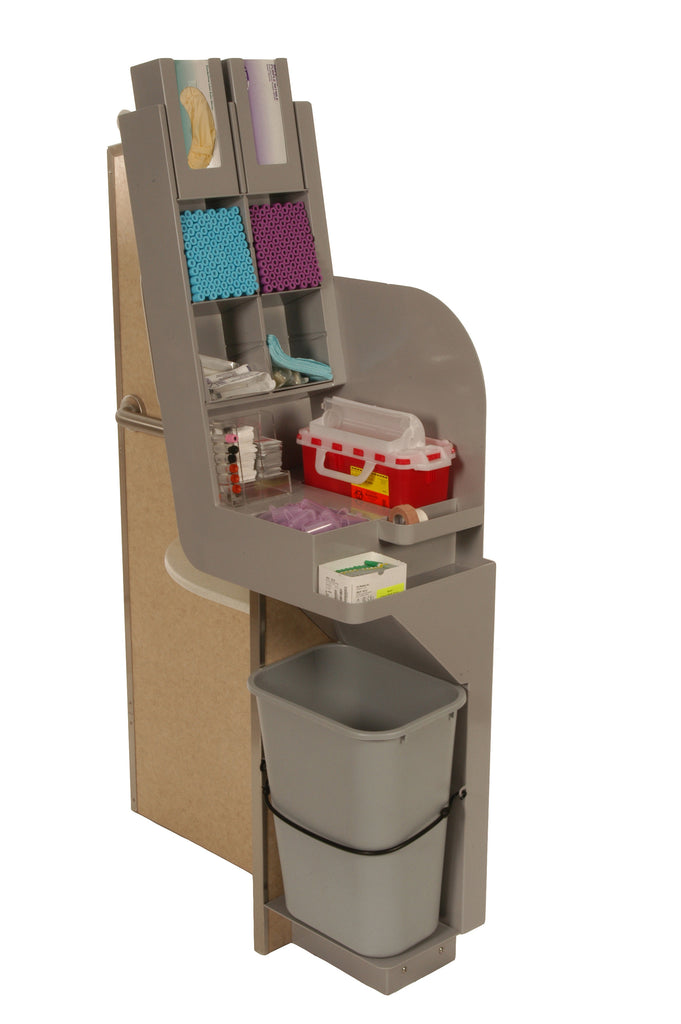 Phlebotomy Stations
