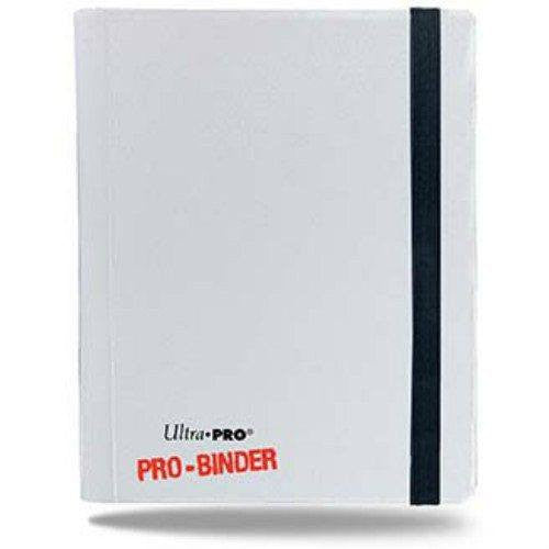 Binder - Ultra Pro 4-Pocket Pro Binder (White)