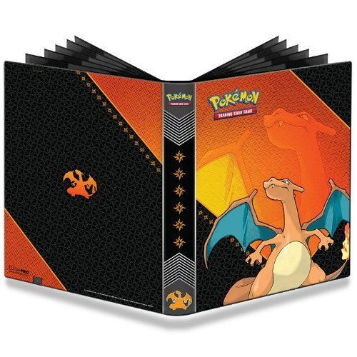 Binder - Ultra Pro 9-Pocket Pokmeon Pro Binder (Charizard)