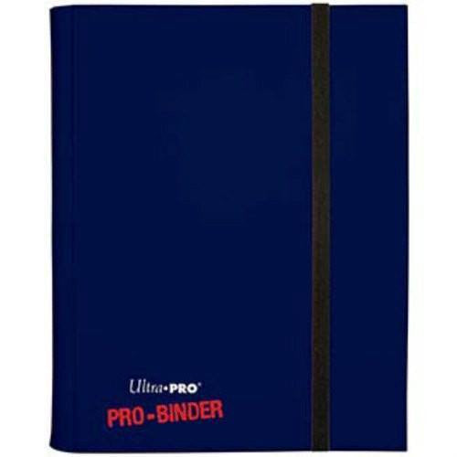 Binder - Ultra Pro 9-Pocket Pro Binder (Dark Blue)