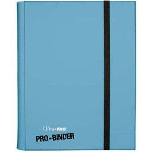 Binder - Ultra Pro 9-Pocket Pro Binder (Light Blue)
