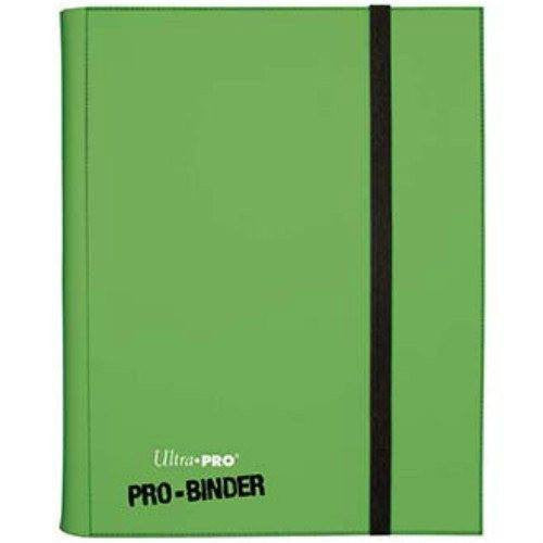 Binder - Ultra Pro 9-Pocket Pro Binder (Light Green)
