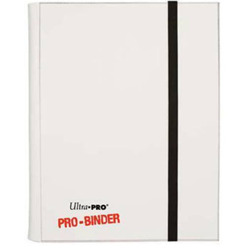 Binder - Ultra Pro 9-Pocket Pro Binder (White)