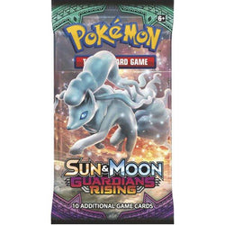 Booster Packs - Pokemon Sun And Moon Guardians Rising Booster Pack (1)