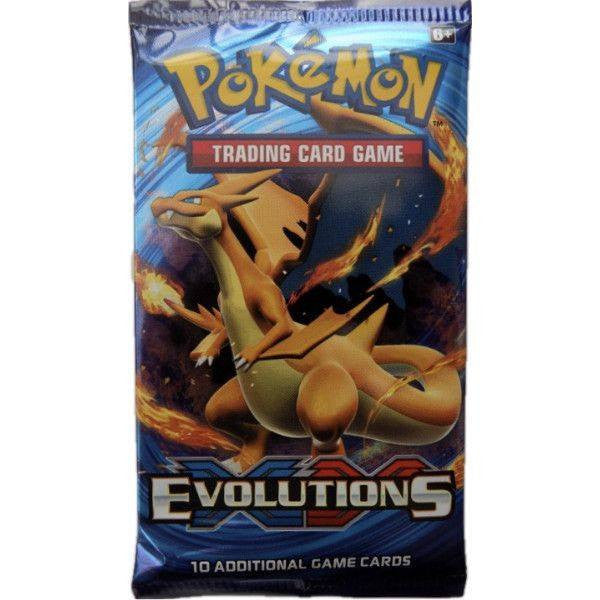 Booster Packs - Pokemon XY 12 Evolutions Booster Pack (1)
