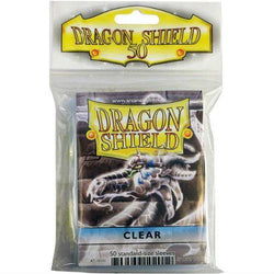 Sleeves - Dragon Shield - Standard Sleeves - Clear