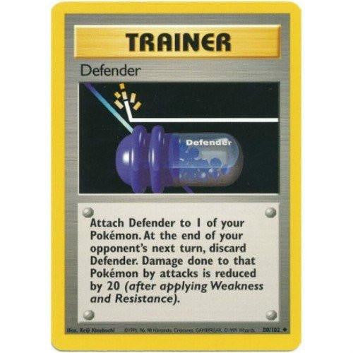 Trading Card - Defender 80/102 - Uncommon - Base Set