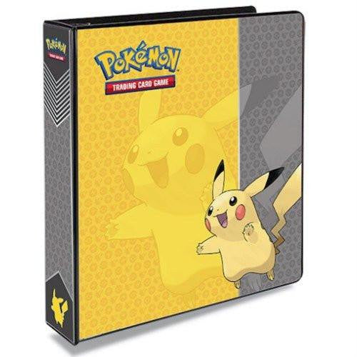 "Ultra Pro 2"" Pikachu Pokemon 3-Ring Album"