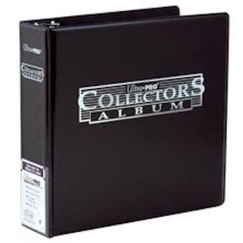 "Ultra Pro 3"" Collectors Album (Black)"