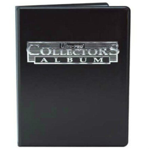 Ultra Pro 9-Pocket Collectors Album (Black)