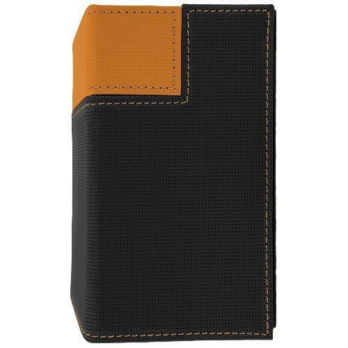 Ultra Pro M2 Deck Box (Black & Orange)