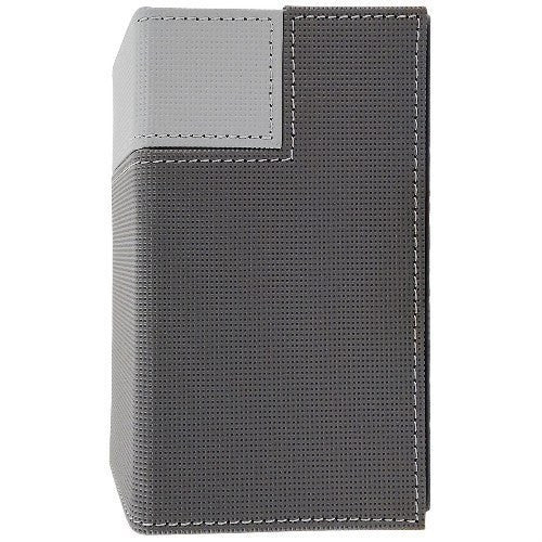 Ultra Pro M2 Deck Box (Dark & Light Silver)