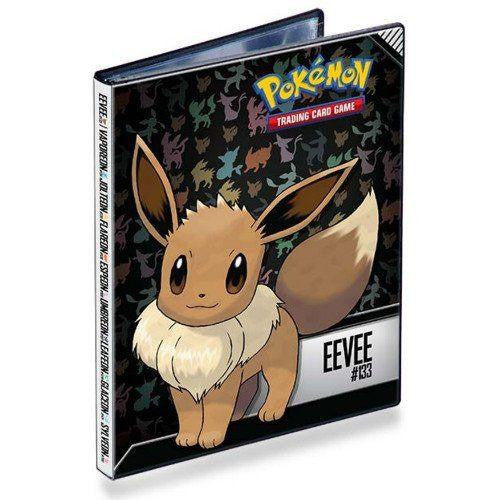 Ultra Pro Pokemon Eevee Portfolio (4-Pocket)